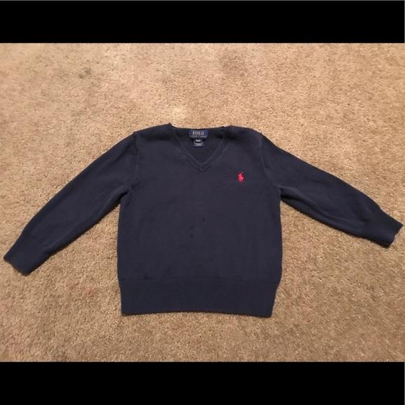 Ralph Lauren Other - Ralph Lauren sweater with elbow patches